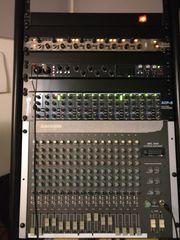 Studio-Rack Recording Interface 18 Kanäle