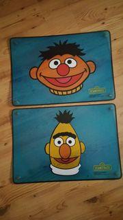 Sesamstrasse Ernie und Bert Sonnenschutzblenden