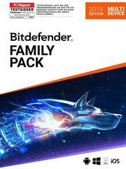 Bitdefender Family Pack 2019 - Alle