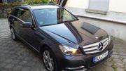 Garagenwagen und Scheckheftgepflegter Mercedes Benz