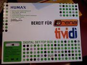 HUMAX Receiver geeignet