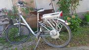 E- Bike Elektrofahrrad Diamant Zouma