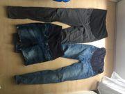 Schwangerschafts-Jeans H M gratis Hochstuhl