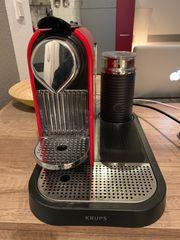Krups Nespresso Ciriz Milchaufschäumer