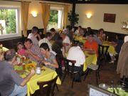 Gaststätte Imbiss Biergarten im lfd