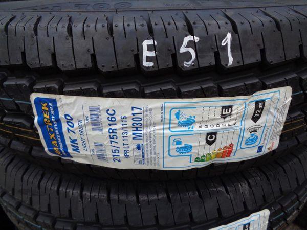 064694e77584aa Reifen 215 75 R16 - gebraucht kaufen bei dhd24.com