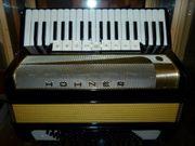 Hohner Akkordeon Lucia