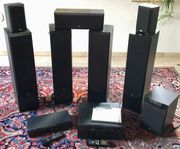 Dolby Sourround Komplettset