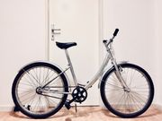Fahrrad Damenfahrrad 24