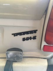 Trabant 601 Baujahr