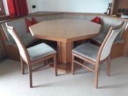 8-eckiger Tisch