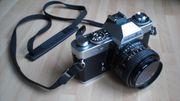 Spiegelreflex-Kamera Minolta XD5 voll funktionsfähig