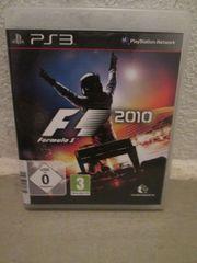 Playstation 3 F1 2010 - Formula