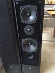 Lautsprecher, Verstärker, CD-