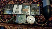 Diverse Videospiele (PSP/
