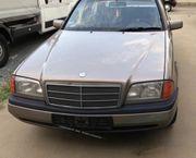 Verkaufe Mercedes Benz C 180