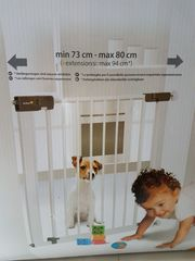 Treppengitter Türgitter Schutzgitter Baby zum