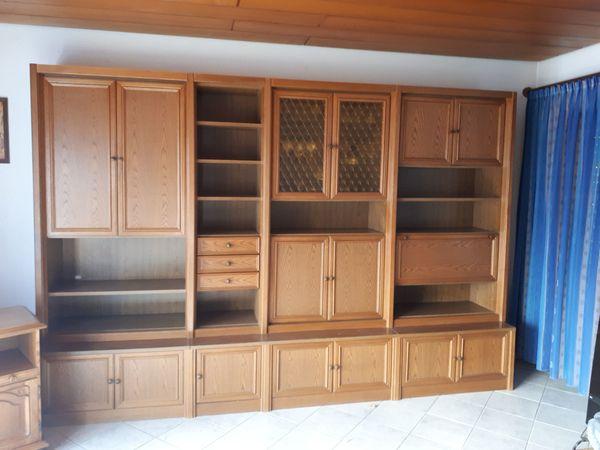 wohnzimmerschrank zu verkaufen ankauf und verkauf anzeigen. Black Bedroom Furniture Sets. Home Design Ideas