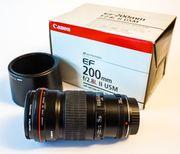 Canon EF 200mm f 2