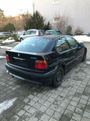 BMW 316i Compact E36 mit