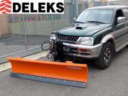 DELEKS LNS-130-J Schneeschild Pflug für