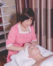 Kosmetikbehandlung - auch als
