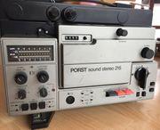 Filmprojektor PORST SOUND STEREO 215