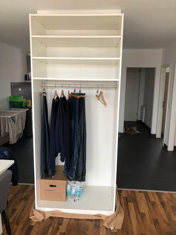 Pax Schrank Groß Zu Verkaufen Gebraucht In Nürnberg Ikea Möbel