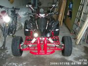 250 ccm Racing Quad Speedslide