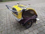 Burley - Fahrrad Kinderanhänger -