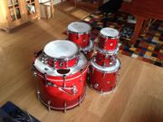 Sonor Prolite Ruby Red 7-teilig