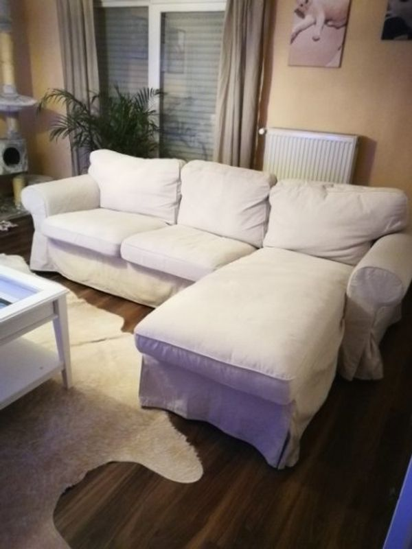 Ektorp Sofa Sessel Hocker