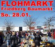 Flohmarkt in Friedberg