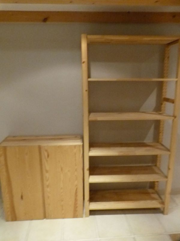 regalsystem ikea gebraucht kaufen nur 3 st bis 75. Black Bedroom Furniture Sets. Home Design Ideas