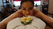 Thaimassage Wellness Massage Spa Valentinstag