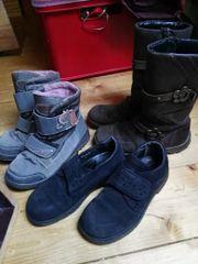 Schöne Mädchen Winterstiefel -Schuhe 3