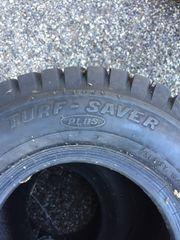 Neue Reifen für