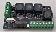 RGBW Vier-Kanal DMX Receiver 350mA