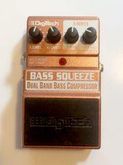 DigiTech Bass Squeeze Compressor