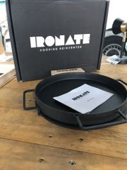 IRONATE Grill Pizza