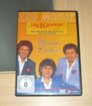 Dvd Flippers-ZDF Musik Unsere Lieder