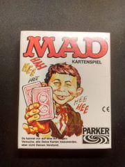 MAD Kartenspiel von