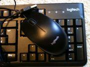 Logitech Tastatur Maus Set - Neu