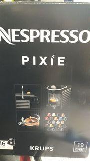 Nespresso Pixie Krups