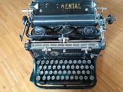 Schreibmaschine Continental ALT