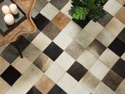 Teppich braun-beige-grau 160 x 230