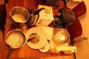 Küchengeräte und Haushalt