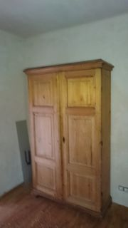 Antiken Schrank
