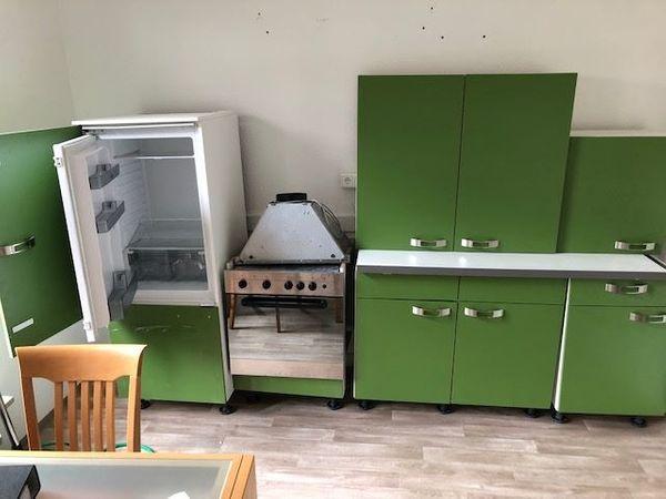 Küche mit Elektrogeräte in Nürnberg - Küchenzeilen, Anbauküchen ...