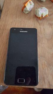 Samsung s2. Sehr